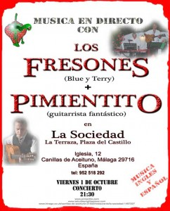 Los Fresones &amp; Pimientito @ La Sociedad